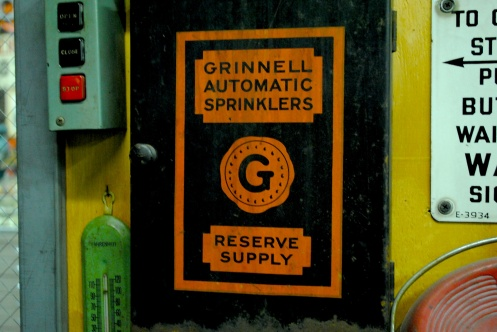 Grinnell Sprinklers