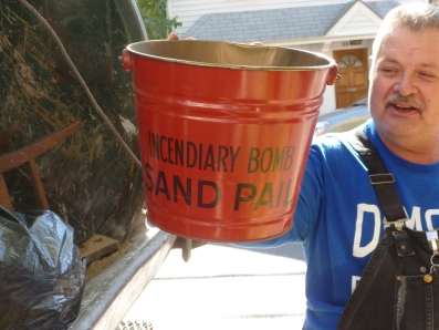 Incendiary Pail